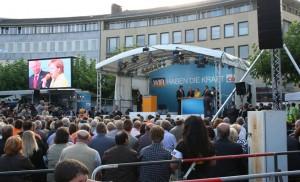 Stagemobil-XLR-Frau-Merkel